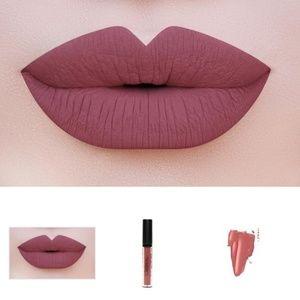 Beauty Creations Makeup - 💋5@35 BN Long wear matte lipstick in color-Lovely